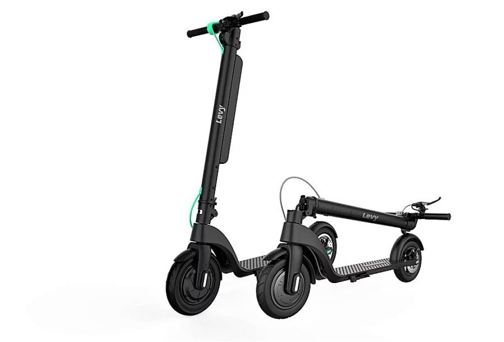 Levy Electric Scooter Review