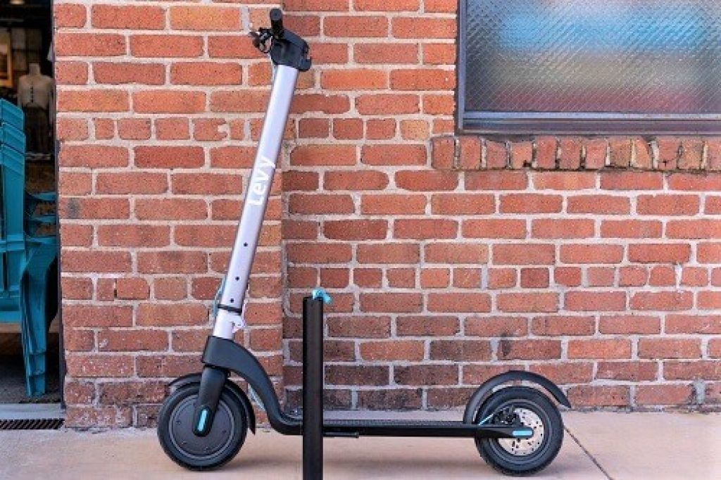 levy scooter weight limit