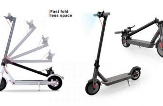How to Fold & Unfold an Electric Scooter