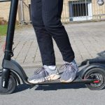 How to Balance on Electric Scooter