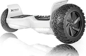 XPRIT 8.5 Wheel Off-Road Hoverboard