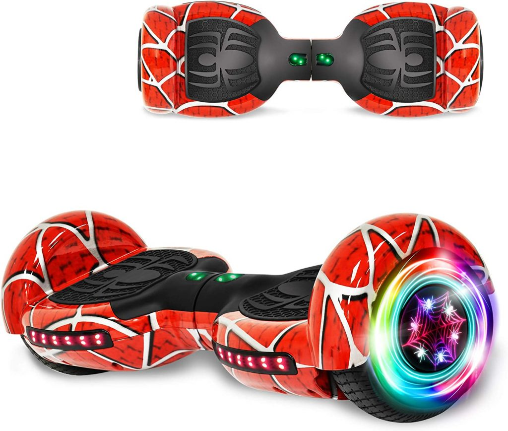 DOC Hoverboard for Kids Ages