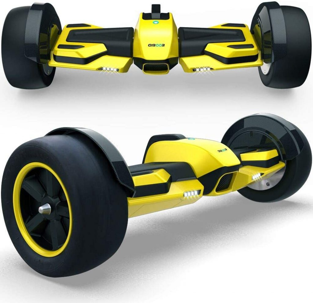 Gyroor G-F1 Hoverboard,8.5 Off Road Hover Board with Bluetooth Speaker